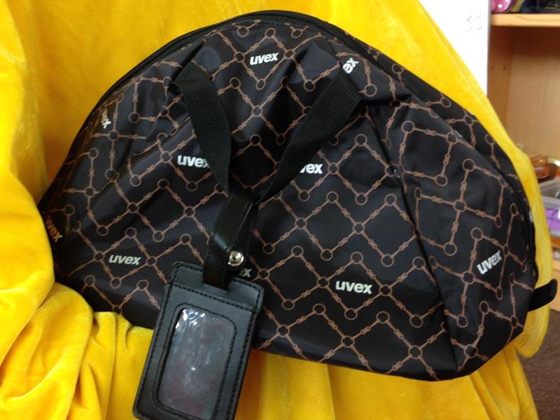 Uvex Helmtasche