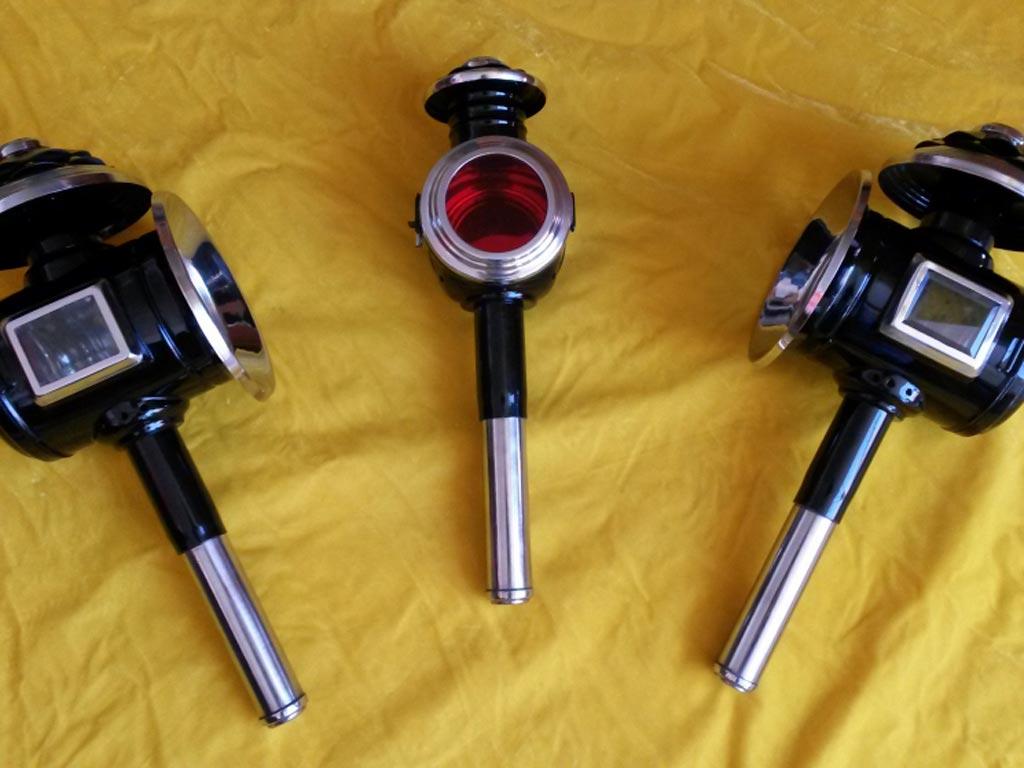 Kutschenlampen-Set