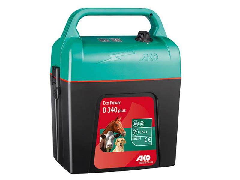 12 V Trockenbatteriegerät Eco Power B 340 plus