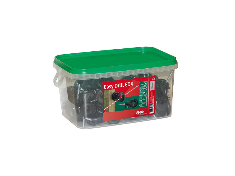 Easy Drill Ringisolator EDX mit durchgehender Stütze